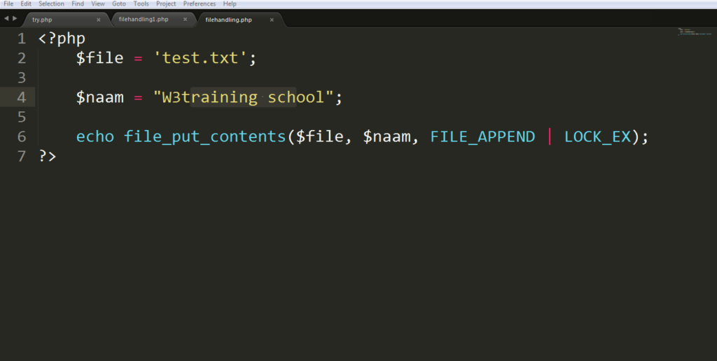 php write to text file Php - file append so far we have learned how to open, close, read, and write to a file however, the ways in which we have written to a file so far have caused the.